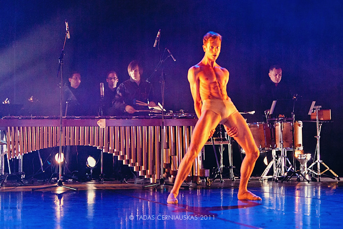 Diagnosis – A Man Together With Percussion Virtuoso Arkadij Gotesman