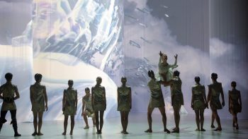 First time in Lithuania – ballet 'Vaiva's Ribbon'