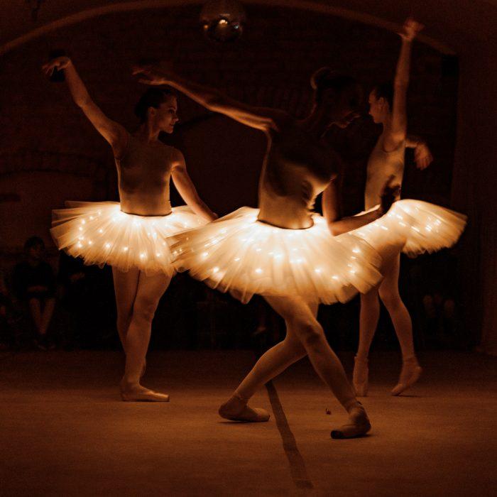 Kamerinis baleto spektaklis vaikams SALDAINIŲ FĖJOS